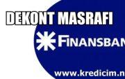 Finansbank Dekont Masrafı Nasıl Alınır?