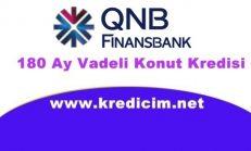 QNB Finansbank 180 Ay Konut Kredisi