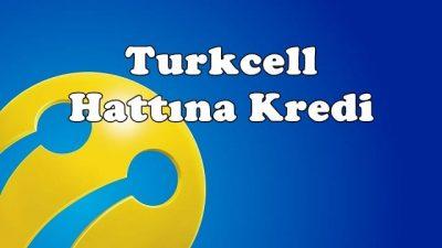 Turkcell Hattına Kredi Nasıl Olur?