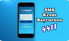Yapı Kredi SMS Kredi