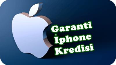 Garanti Bankası Apple Kredisi