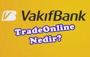 TradeOnline Vakıfbank Borsa Uygulaması