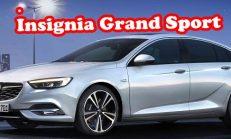 Opel İnsignia Grand Sport