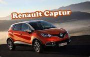 Renault Captur Makyajlandı