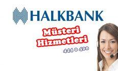 Halkbank Müşteri Hizmetleri