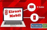 Ziraat Bankası Mobil Uygulaması