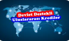 Devlet Destekli Uluslararası Krediler