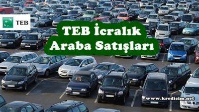 TEB İcralık Araba Satışları