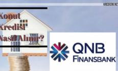 Finansbank Konut Kredisi Nasıl Alınır