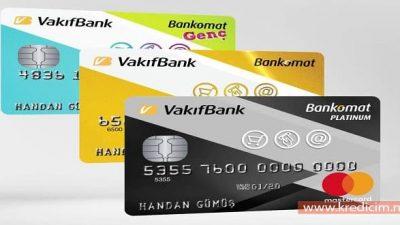 Vakıfbank Bankomat Kart
