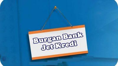 Burgan Bank Jet Kredi