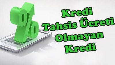 TEB'den Kredi Tahsis Ücreti Olmayan Kredi