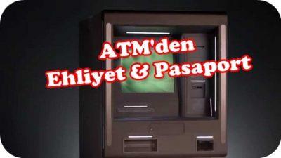 Milli ATM'ler Bankalardaki Yerini Alıyor
