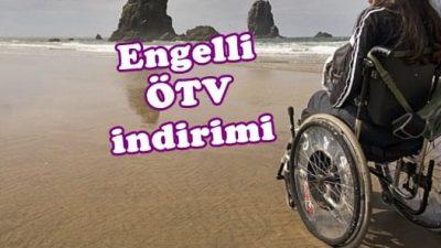Engelli ÖTV İndirimi Hesaplama