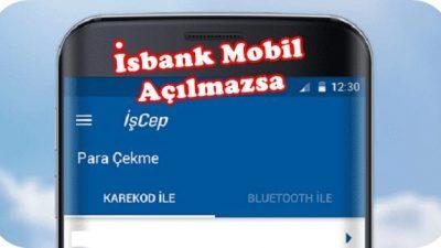İş Bankası Mobil Uygulaması Açılmazsa Ne Yapmalıyım?