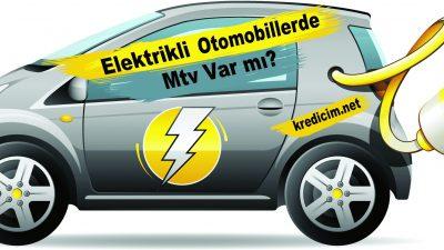 Elektrikli Araçlarda MTV