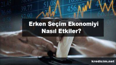 Erken Seçim Ekonomiyi Nasıl Etkiler?