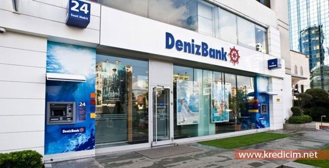 Denizbank İşletme Kart Başvurusu ve Limit Arttırma