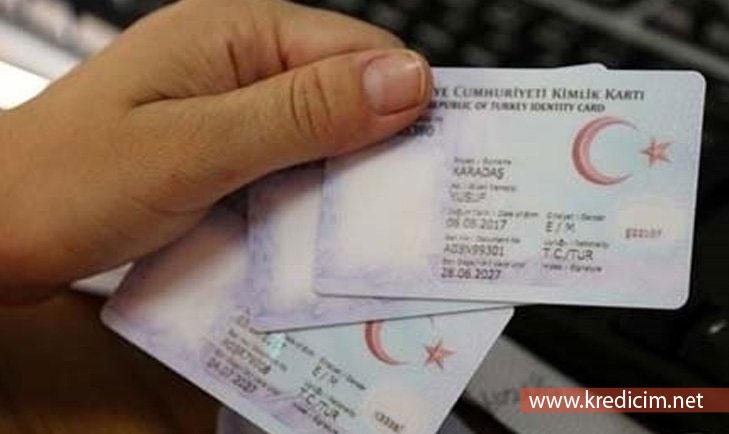 Yeni Kimlik Kartı Ücreti İnternetten Ödeme (Anlaşmalı Bankalar)