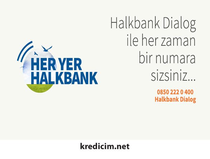 Halkbank Dialog Nedir