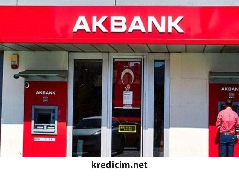 Akbank Kredi Kartı Bloke Kaldırma İşlemi
