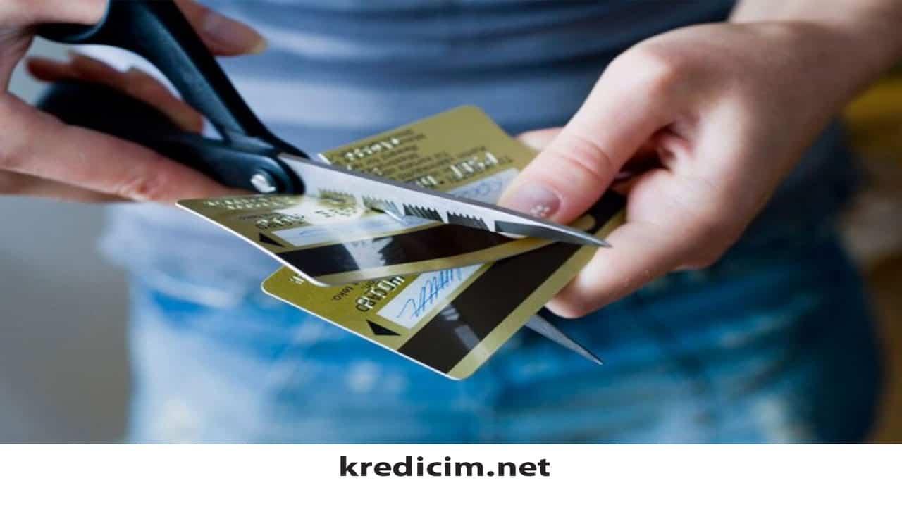 İş Bank Kredi Kartı İptali